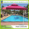 屋外の庭の昇進の傘のビーチパラソル