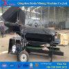 Lavatrice mobile dell'oro