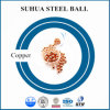 Esfera contínua da esfera de cobre da precisão 3.175mm