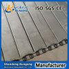 Banda transportadora popular de placa de encadenamiento del acero inoxidable de la alta calidad