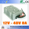 Convertidor de corriente continua de 12 V a 48 V 8A Módulo Boost de fuente de alimentación