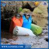 Вкладыш портативного водоустойчивого мешка сухой с пряжкой