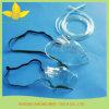 Het GezichtsMasker van de Zuurstof van pvc van de eerste hulp