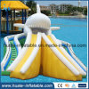 La diapositiva de agua inflable gigante 2016, parque del agua resbala para la venta