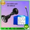 batería eléctrica recargable del reemplazo de Hoverboard de la vespa del paquete 158wh de la batería de litio de 36V 4.4ah 10s2p Samsung