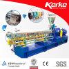 Doppelschrauben-Plastikgranulierer-Maschine für pp.-PET Haustier-Material