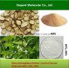 Glabridin el 40%, el 90%, el 98%, extracto de la raíz de Glabra del Glycyrrhiza, blanqueando el oro