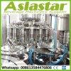Chaîne de production chaude mis en bouteille automatique de jus de capsuleur de remplissage de Rinser de jus