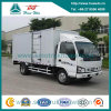 Isuzu 4X2 5 Ton 88HP Euro IV Light Duty Cargo Truck