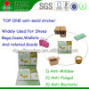 DMF livram a etiqueta eficaz elevada da prova do Mildew Anti-Moldam etiquetas