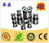 Cr21al4合金の物質的な暖房抵抗平らな電気ワイヤー