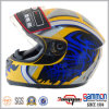 Полное Face Motorcycle /Motorbike Helmet с Cool Tattoo (FL105)