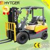 熱い! 中国Made 3ton Diesel /Gasoline/LPG Counter Balanced Forklift Truck