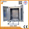 Forno de cura para revestimento de pó elétrico para sistema de revestimento em pó (COLO-1864)