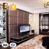 Panneau de mur décoratif moderne de fond du salon TV