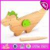 Giocattolo di legno brandnew del nacchere 2016, giocattolo di legno musicale del nacchere, giocattolo di legno W07I123 del nacchere di vendita calda