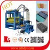 (Controllo del PLC) Hydraulic Press Automatic Concrete Block Making Plant
