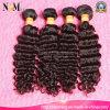 Человеческие волосы бразильянина Remy девственницы волны Wholasale глубокие