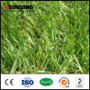 정원을%s 싼 Plastic Fake Landscaping Artificial Lawn