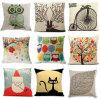 Caso decorativo domestico 18 del cuscino del coperchio dell'ammortizzatore del sofà