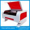 Автомат для резки лазера ткани MDF деревянный акриловый бумажный