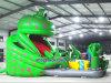 大人の楽しいゲーム(A524)のための巨大で膨脹可能な水スライド