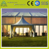 بيضاء [بفك] أداء خيمة مع سقف لأنّ عمليّة بيع