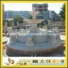 Hand Carving Natural Stone Large Fountain für Outdoor Garten Decoration