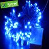 2017 luzes feericamente da corda do diodo emissor de luz do Natal novo para a decoração ao ar livre