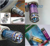 Auto-Luft-Reinigungsapparat MiniIonizer Erfrischungsmittel Purifie Sauerstoff-Bar