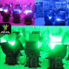 180X3w RGB 3in1屋外LED都市カラー壁の洗濯機(LY-1804S)