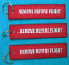 Customized Remove Before Flight Keychain Wholesale
