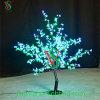 Luz da árvore da flor de cereja do diodo emissor de luz do feriado