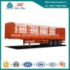 Radachse 3 45 Tonnen-Stange-Ladung-halb Schlussteil
