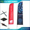 Показанный флаг летая пляжа ножа крыла пера (T-NF04F06078)