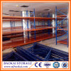 Multi Layer High Capacity Warehouse Rack with Steel Panel