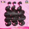 安い5A Grade Virgin Human Hair Popular広州Hair (QB-MVRH-BW)