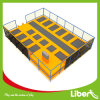 Fabbrica Price About Indoor Trampoline con Trampoline Mats