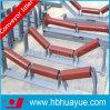 Rouleau en acier Huayue 89-159mm de système de bande de conveyeur de rouleau d'attente