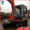 Usado Japan Hydraulic Hitachi Ex60 Escavadeira-Mini Crawler 0.1 ~ 0.5cbm / 7000kg 40FT-Container-Shipping