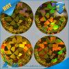 De in reliëf gemaakte 3D Sticker van het Hologram