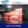 P6 1/8s RGB de interior que hace publicidad de la visualización de LED para los acontecimientos