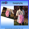 Custom Color 80GSM Polypropylene Non Woven Draw String Bag
