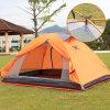 Im Freien wanderndes faltendes Picknick-kampierendes Zelt-Strand-Zelt für das Kampieren