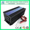 invertitore puro di potere di onda di seno 4000W con il visualizzatore digitale (QW-P4000)