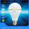 ampoule blanche de lampe économiseuse d'énergie de 5W E27 ou froide chaude du blanc LED