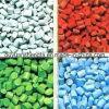 Un precio más barato de 2017 de la materia prima gránulos plásticos del PVC