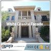 Telha Polished chinesa da fachada do granito para a parede exterior/assoalho na cor branca