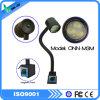 M3m 24V/220V磁気基礎Gooseneck LED機械働くランプ