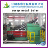 Baler Automático de paja con alta capacidad y Transportadores
